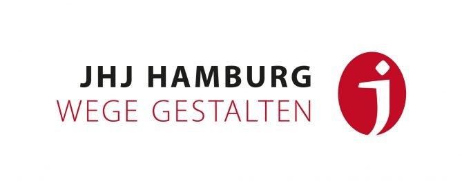 jhj Hamburg e.V. – Wege gestalten – Wort-Bildmarke