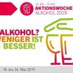 Aktionswoche Alkohol vom 18. bis 26. Mai 2019 Veranstaltungskalender Hamburg